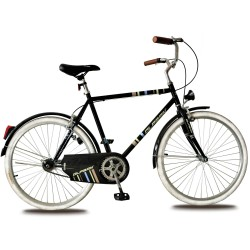 "Olpran City Bike 2020 26"", 1speed"